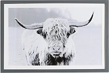 Arthouse Highlands Framed Print Wall Art