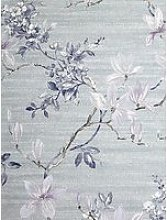 Arthouse Jardin Fleuri Smokey Lilac Wallpaper