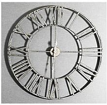 Arthouse Large White Clock