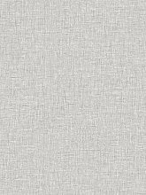 Arthouse Linen Texture Wallpaper - Grey
