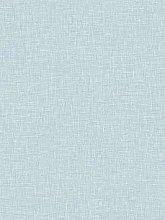 Arthouse Linen Texture Wallpaper - Vintage Blue