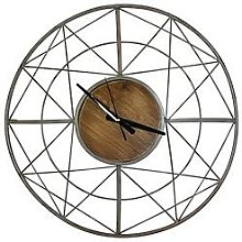 Arthouse Metal Wall Clock