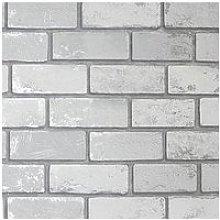 Arthouse Metallic Brick Peel & Stick Wallpaper