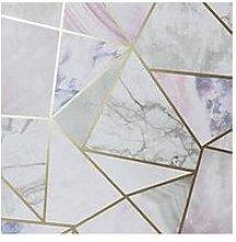 Arthouse Metallic Fragments Peel & Stick Wallpaper