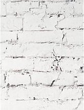 Arthouse Painted Brick White Wallpaper