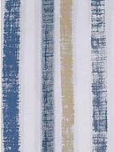 Arthouse Painted Stripe Wallpaper &Ndash; Navy And