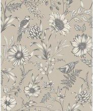 Arthouse Paste The Paper Wallpaper Botanical
