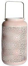Arthouse Pink Spirograph Lantern