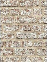 Arthouse Rustic Brick Wallpaper