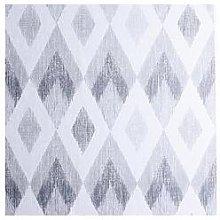 Arthouse Scandi Diamond Natural Vinyl Wallpaper