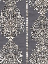 Arthouse Silk Road Charcoal Wallpaper