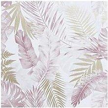 Arthouse Soft Tropical Blush Peel & Stick Wallpaper