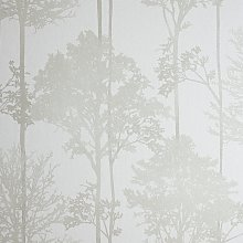 Arthouse Stardust Tree Neutral Wallpaper