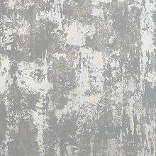 Arthouse Stone Texture Charcoal Grey Wallpaper