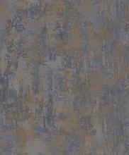 Arthouse Stone Texture Graphite Grey Wallpaper