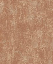 Arthouse Stone Texture Rust Brown Wallpaper