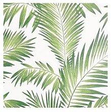 Arthouse Tropical Palm Green Peel & Stick Wallpaper
