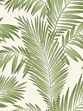 Arthouse Tropical Palm Wallpaper &Ndash; Green