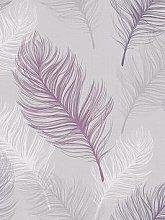 Arthouse Whisper Wallpaper - Lavender