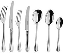 Arthur Price Britannia Cutlery Set, 44 Piece/6