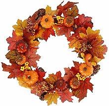 Artificial Autumn Maple Leaf Garland,Autumn