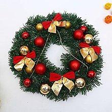 Artificial Eucalyptus Wreath 30CM Christmas