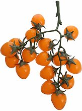 Artificial Fruit Cherry Tomatoes Ornament Fake
