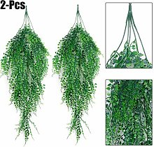 Artificial Hanging Plant Simulated Leaves Fake Ivy