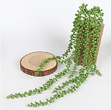 Artificial Hanging Vine String of Pearls Fake