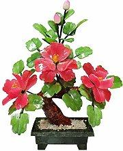 Artificial Trees Artificial Bonsai Peony Flower