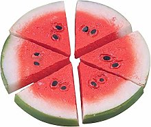 Artificial Watermelon Slices Fake Fruits