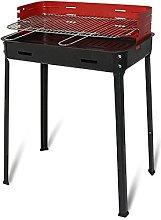 Artigian Iron 503.b Charcoal Barbecue with Side