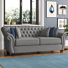 Artimacormick 3 Seater Chesterfield Sofa Rosalind
