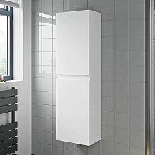 Artis - 1200mm Tall Bathroom Wall Hung Cabinet