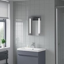 Artis Aqua LED Bathroom Mirror 500 x 390mm -