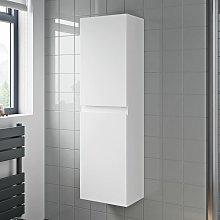 Artis - Bathroom Cabinet Flat Pack Gloss White