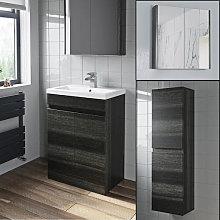 Artis Charcoal Grey Furniture Bundle - Including