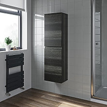 Artis Charcoal Grey Wall Hung Tall Bathroom