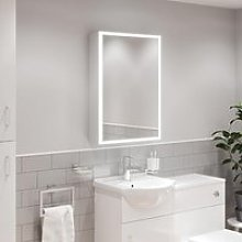 Artis Claro LED Mirror Cabinet with Demister Pad