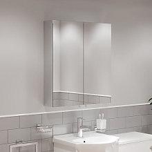 Artis Ferro Double Door Stainless Steel Mirror