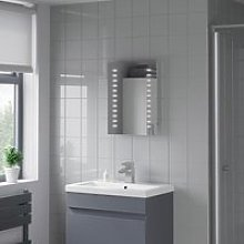 Artis Illustrant LED Bathroom Mirror 500 x 390mm -