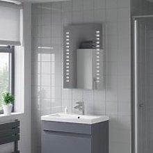 Artis Illustrant LED Bathroom Mirror 700 x 500mm -