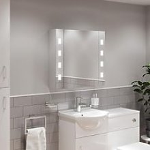 Artis Ilum LED Mirror Cabinet with Demister Pad