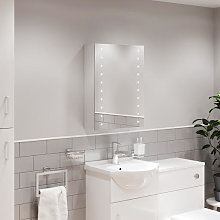Artis Lumiere LED Aluminium Mirror Cabinet with