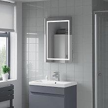 Artis Niteo LED Bathroom Mirror with Demister Pad