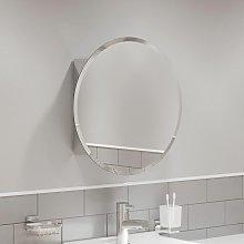 Artis - Round Door Bathroom Mirror Cabinet