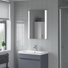 Artis Sol LED Bathroom Mirror with Demister Pad