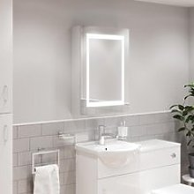 Artis Solas LED Mirror Cabinet with Demister Pad