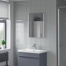 Artis Umbra LED Bathroom Mirror 600 x 450mm -