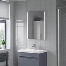 Artis Umbra LED Bathroom Mirror 700 x 500mm -